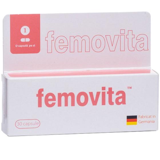 Femovita - are grijă de pielea, părul și unghiile dumneavoastră