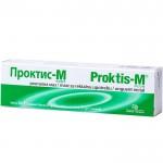 Proktis-M unguent rectal