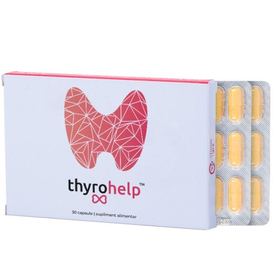 Thyrohelp - în cazul unei glande tiroide hipoactive