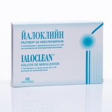 IALOCLEAN soluție sterilă de nebulizator
