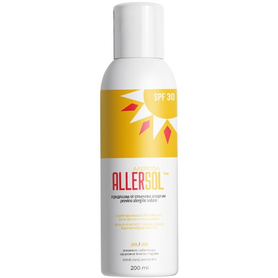 Allersol Spray SPF 30