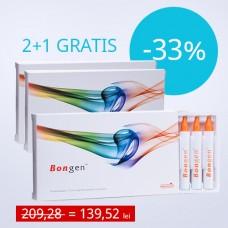 Bongen 2+1 Gratis