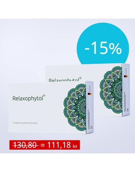 -15% 2 CUTII DE RELAXOPHYTOL