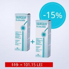 -15% 2 CUTII IALOCLEAN SPRAY PENTRU MUCOASA OROFARINGIANA